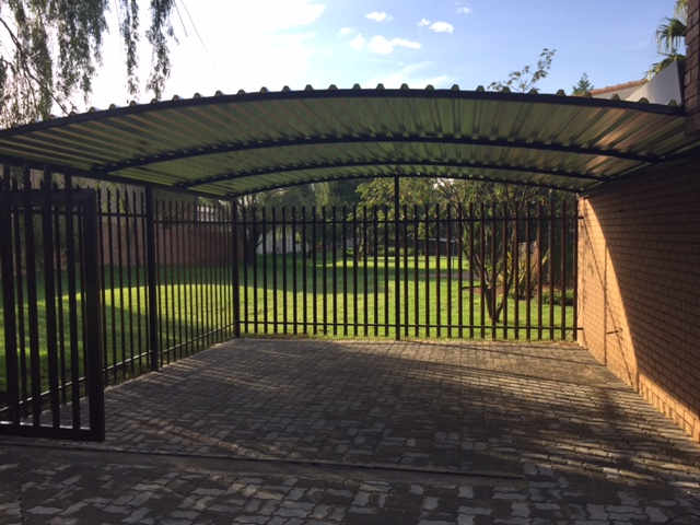 Palisades Security Gates Amp Carport Omega Metalworks