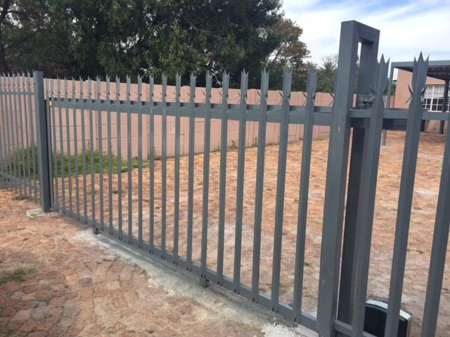 Palisade Fence Amp Carport Omega Metalworks